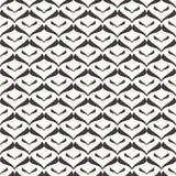 Zigzag naadloos patroon Royalty-vrije Stock Foto
