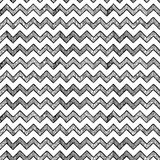 Zigzag parallel lines Royalty Free Stock Image