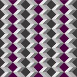 Zigzag pattern Stock Photo