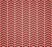 Zigzag pattern, vector background. Royalty Free Stock Images