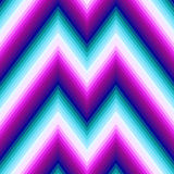 Zigzag pattern Stock Images