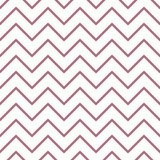 Zigzag seamless pattern. Abstract geometric fashion design print. Monochrome wallpaper vector illustration