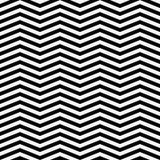 Zigzag seamless pattern Royalty Free Stock Photography