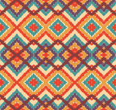 Zigzag seamless pattern Royalty Free Stock Photo