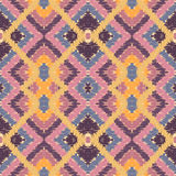Zigzag seamless pattern Stock Photos