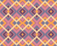 Zigzag seamless pattern Royalty Free Stock Images