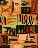 Zigzag. Vector illustration Stock Photography