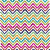 Zigzag Stock Image