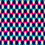 Zigzag vintage seamless pattern Stock Image