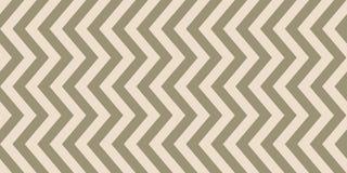 Zigzaglijnen Scherpe strepen Het naadloze ontwerp van het oppervlaktepatroon met golvend lineair ornament vector illustratie
