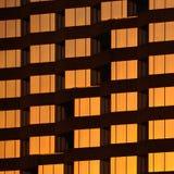 Zigzaguer Windows Photo stock