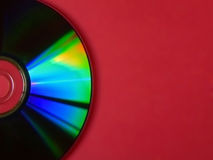 Zij CD Royalty-vrije Stock Fotografie