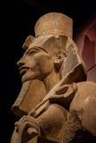 Het opleggen van Pharaoah Stock Foto