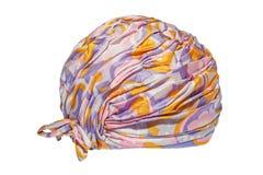 Zijde retro hoed Royalty-vrije Stock Afbeelding