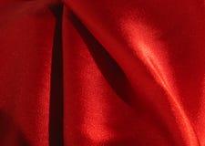 Zijdeachtige stof Royalty-vrije Stock Afbeeldingen