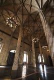 Zijdemarkt, Valencia, Spanje royalty-vrije stock afbeeldingen