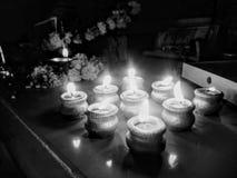 Zijn het festival van lichten stock afbeelding