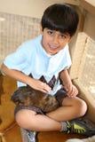 Zijn huisdier Stock Foto's