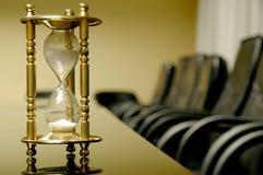 Zijn tijd voor zaken royalty-vrije stock foto's