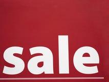 Zijn verkoop Royalty-vrije Stock Foto