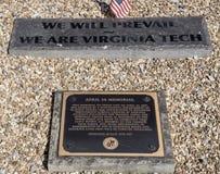 """""""We zijn Virginia Techâ €  Royalty-vrije Stock Afbeelding"""