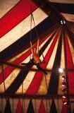 Zijnd in Circus royalty-vrije stock foto