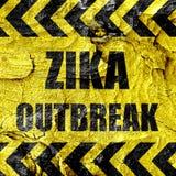 Zika virus concept background Stock Images