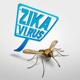 Zika Virus control Royalty Free Stock Images