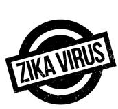 Zika Virus rubber stamp. Grunge design with dust scratches. Effects can be easily removed for a clean, crisp look. Color is easily changed Stock Photography