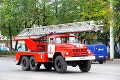 ZIL-131 AL-30 免版税图库摄影