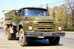 ZIL 130 Royalty Free Stock Image