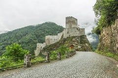 Zil grönkål, Rize Turkiet Royaltyfri Fotografi