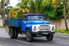ZiL 130 Royalty Free Stock Photo