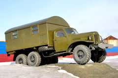 ZiL 157 Stock Images