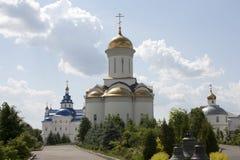 Zilantov修道院 免版税图库摄影