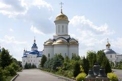 Zilantov monastery Stock Images