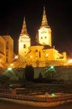 zilina ренессанса церков Стоковые Изображения RF
