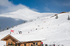 Zillertal Arena Stock Images
