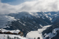 Zillertal Arena Royalty Free Stock Image