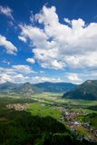 Zillertal, Austria Royalty Free Stock Photos