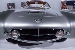 Zilver 1953 Fiat 8V Supersonisch door Ghia Stock Afbeeldingen