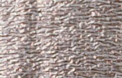 Zilverachtige glanzende muurdeklaag, het materiaal van de hitteisolatie blur royalty-vrije stock foto's