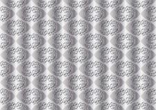 Zilveren achtergrond Royalty-vrije Stock Afbeeldingen