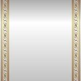 Zilveren achtergrond Royalty-vrije Stock Foto's