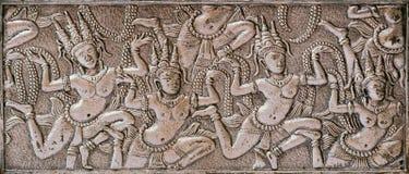 Zilveren beeldhouwwerk Stock Fotografie