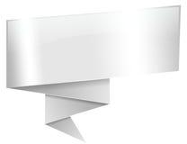 Zilveren bericht Stock Foto's