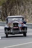 1929 Zilveren de Verjaardagsopen tweepersoonsauto van Buick Stock Foto