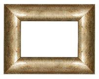 Zilveren frame Stock Afbeeldingen