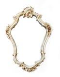 Zilveren frame Royalty-vrije Stock Fotografie