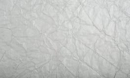Zilveren geweven Stock Afbeelding